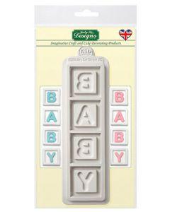 Katy Sue Moulds - Baby Blocks