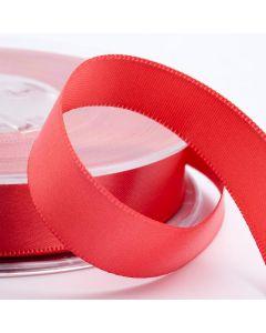 16mm Satin Ribbon x 2M - Coral