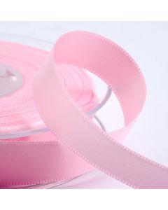 16mm Satin Ribbon x 2M - Pale Pink