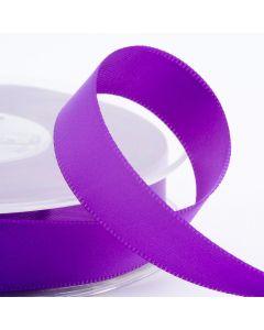 16mm Satin Ribbon x 2M - Purple