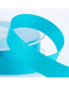 16mm Satin Ribbon x 2M - Turquoise