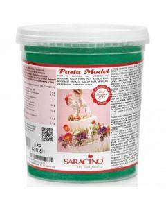 Saracino Green Modelling Paste 1kg