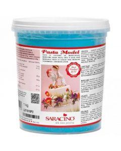 Saracino Light Blue Modelling Paste 1kg (Cracked Tub Only)