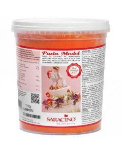 Saracino Orange Modelling Paste 1kg