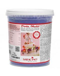 Saracino Violet Modelling Paste 1kg