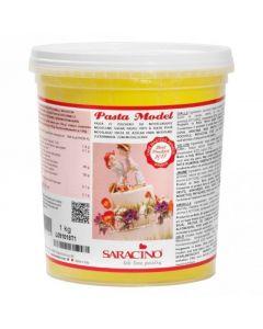 Saracino Yellow Modelling Paste 1kg