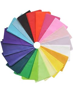 Tissue Paper- light blue - 5 sheets
