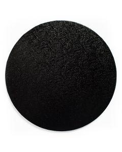 """8"""" Black Drum Round"""