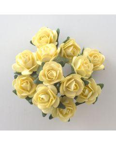 Lemon paper tea rose – 144 Pack
