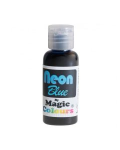 Magic Colours Blue - Neon Effect Sugarcraft Paste Colour 32g