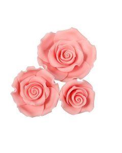 SugarSoft Roses - Mixed Pack - Pink - 12 roses