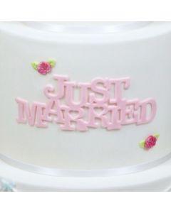 FMM - Just Married Cutter