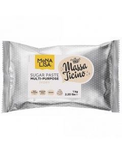 Massa Ticino By Mona Lisa - Ivory Sugarpaste 1kg
