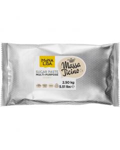Massa Ticino By Mona Lisa - Ivory Sugarpaste 2.5kg