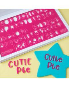 SWEET STAMP Cutie Pie Stamp Set