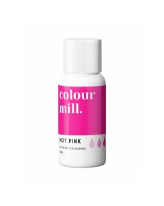 Colour Mill Hot Pink 20ml
