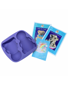 Molly`s Creature Creator - Standing Creature Mould Kit