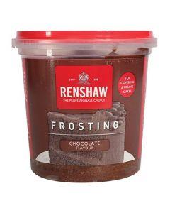 Renshaw Frosting - Chocolate - 400g