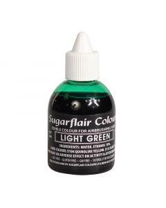 Sugarflair Airbrush Colour - Light Green