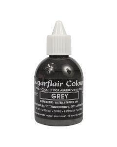 Sugarflair Airbrush Colour - Grey