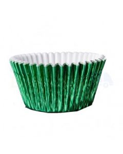 Green Foil Cupcake Baking Cases (case of 500)