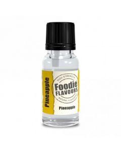 Foodie Flavours Pineapple Natural Flavouring 15ml