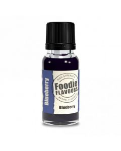 Foodie Flavours Blueberry Natural Flavouring 15ml