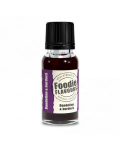 Foodie Flavours Dandelion & Burdock Natural Flavouring 15ml