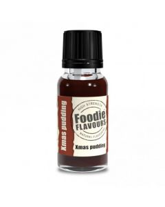 Foodie Flavours Xmas Pudding Natural Flavouring 15ml