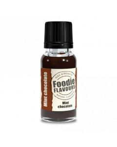 Foodie Flavours Mint Chocolate Natural Flavouring 15ml