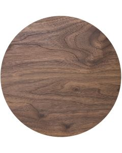 "12"" Wood Effect Masonite Cake Board 4mm Thick"