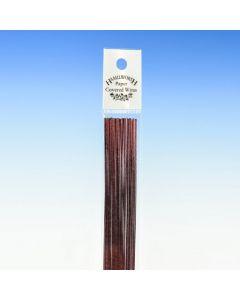 Hamilworth Metallic Dark Red Florist Wire: 26 Gauge (Pack of 50)