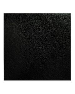 "10"" (254mm) Cake Board Square Black"