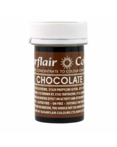 Spectral Chocolate Paste (25g Pot)