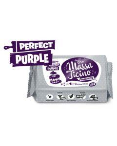Massa Ticino Perfect Purple Sugar Paste 250g