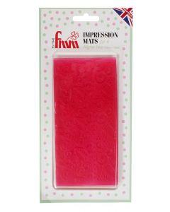 FMM Filigree Lace Impression Mat