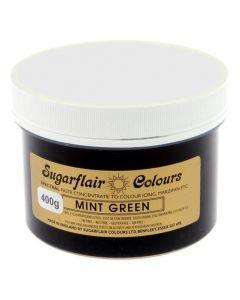 Sugarflair Spectral Mint Green (400g Pot)