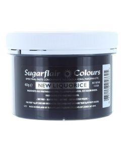 Sugarflair Spectral Liquorice  ( 400g Pot)