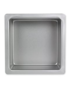 "PME Seamless Baking Tin - Square - 6"" x 4"" Deep"