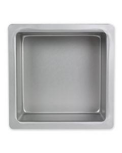 "PME Seamless Baking Tin - Square - 14"" x 4"" Deep"