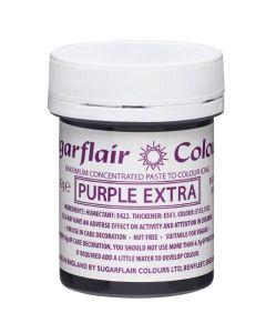 Sugarflair Extra Strong Purple Paste (42g)