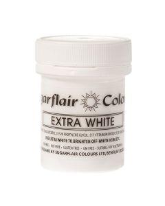 Sugarflair Extra Strong White Paste (50g)