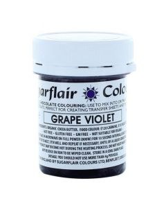 SugarFlair Grape Violet Chocolate Colouring (35g)