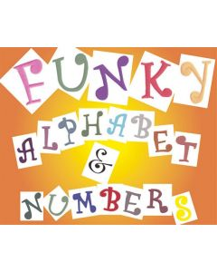 FMM Funky Alphabet/Numbers Cutter