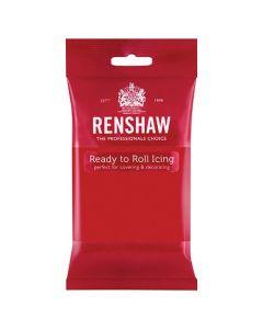Renshaw RTR Icing Poppy Red 250g