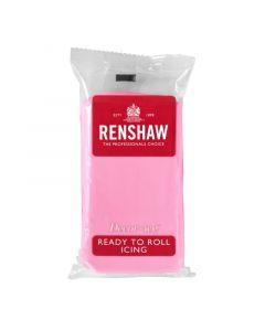 Renshaw RTR Sugar Paste - Pink - 500g