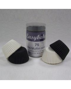 Easybake Black and White Cases 75 piece