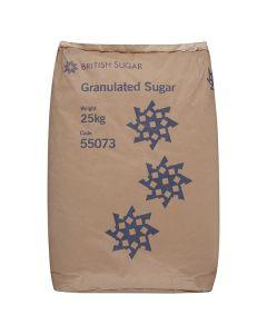 British Granulated Sugar 25kg
