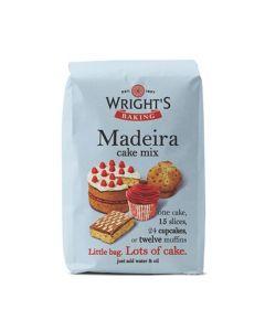 Wrights Cake Mix Madeira - 500g