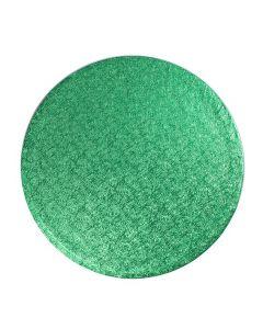 """12"""" Green Drum Round"""